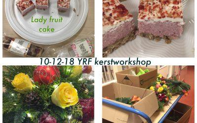 10-12-2018 – Kerst-Bloemworkshop